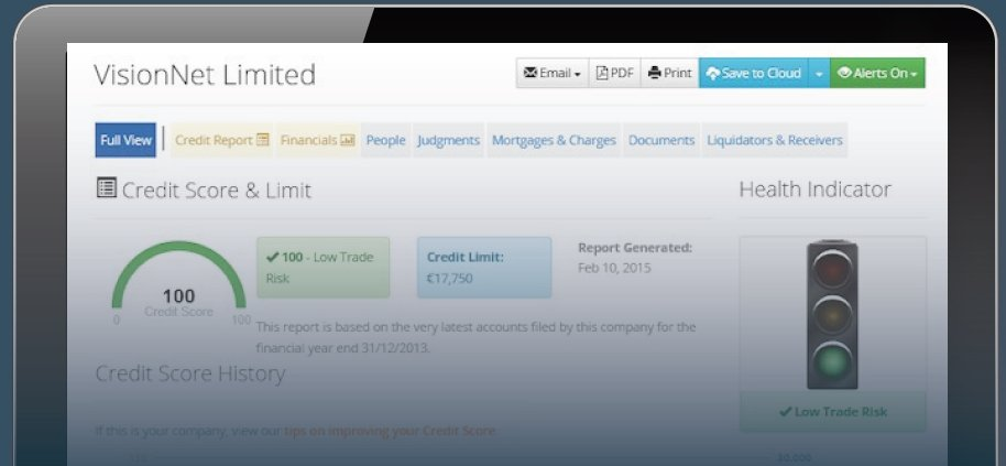 Irish Company Credit Report